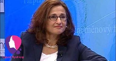 الدكتورة نعمت شفيق مصرية تنافس على رئاسة الرقابة المالية بانجلترا