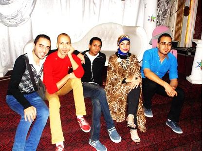 Photo of الشاعرة / فاتن أمسية شعرية ببورسعيد على شرف شعراء رابطة إسمع ليا شعر