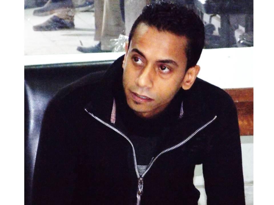 Photo of احمد شحاتة : نائب رئيس مجلس إدارة نادي الأدب بقصر ثقافة الاسماعيلية